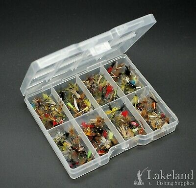 Trout Fly Boxes for Trout Fly Fishing Flies To Stores wet Dry and Nymph Buzzers