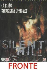 Guía Estratégica Oficial Italiana Silent Hill PS1 Nueva Sellada konami 1999
