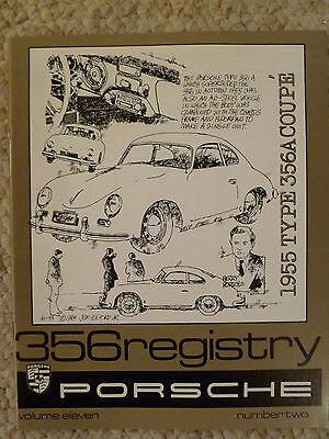 RARE! 2 1985 Porsche 356 Registry Magazine Vol# 11 No Awesome L@@K