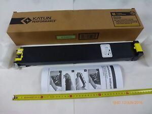 Katun 39638 Toner Yellow Suits Sharp MX-2301N thru MX-5001N - New