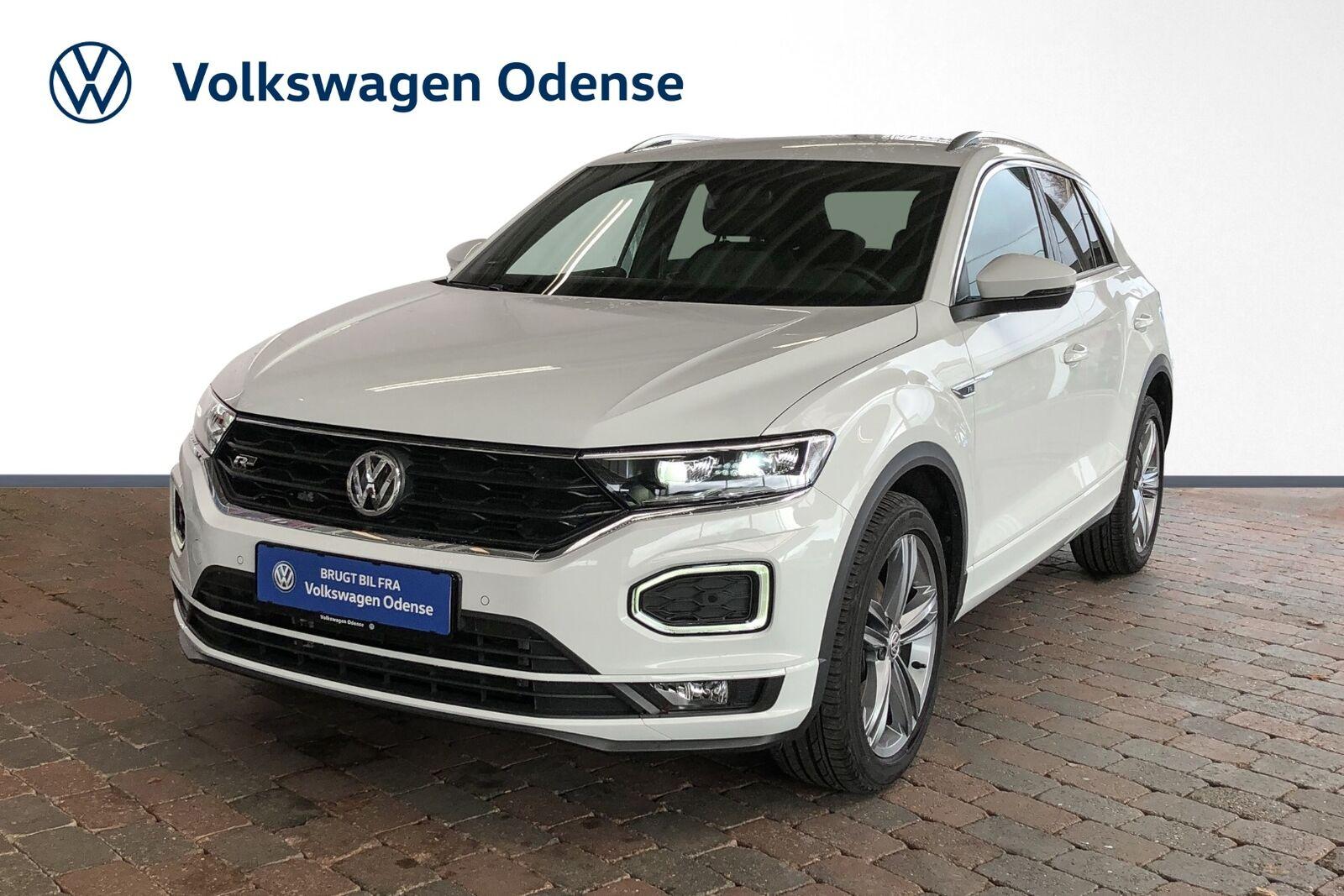 VW T-Roc 1,5 TSi 150 Sport DSG 5d - 329.900 kr.