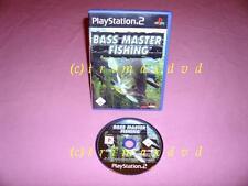 PS2 _ Bass Master Fishing _ Erstausgabe _ Über 1000 weitere Spiele im SHOP