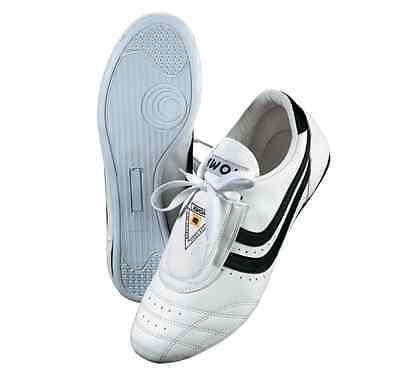 Chosun Plus Schuhe KWON. Schw. od. weiß. Karate,TKD,usw