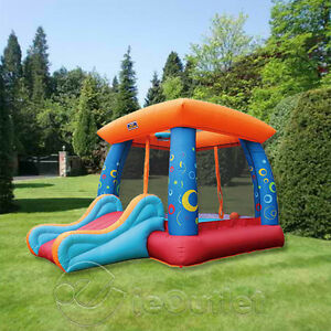 NEW MY 1ST JUMP N PLAY 7' INFLATABLE BOUNCE HOUSE PARTY ...