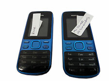 2 Lot Nokia 2690 C Cellphone Used Camera 0.3 Megapixel Bluetooth FM Black & Blue