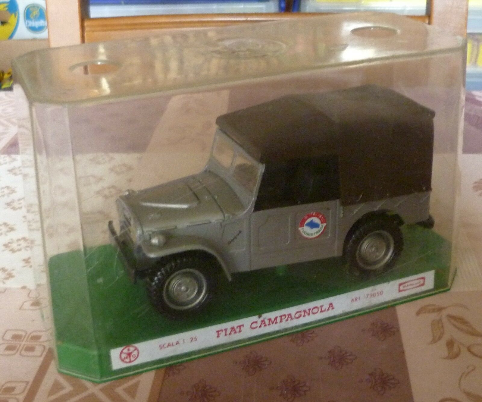 Barlux Fiat Campagnola   Club Italiano Fuoristrada  1 25