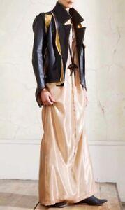 Maison Martin Margiela for HM festliches Kleid in gold gr ...