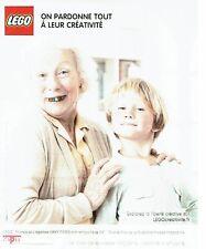 Publicité Advertising 067  2013  jeux jouets Lego