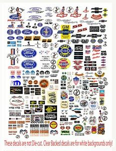 """$11.49   Free Shipping ONE CHEVROLET FULL COLOR PRINTED DECAL 8.5/"""" x  24/"""""""