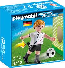 R13)  PLAYMOBIL ® 4729 Fussballspieler Spieler Sports & Action Deutschland