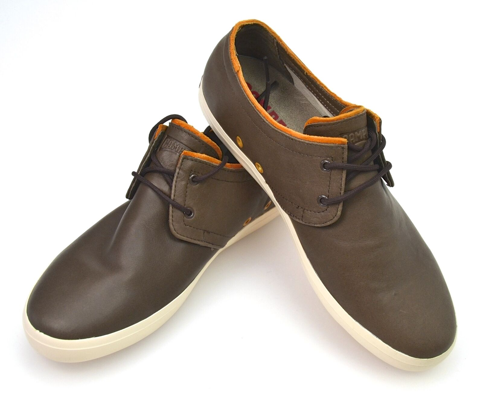 CAMPER MAN CASUAL FREE TIME SNEAKER SHOES LEATHER CODE 18832-002 DEFECT