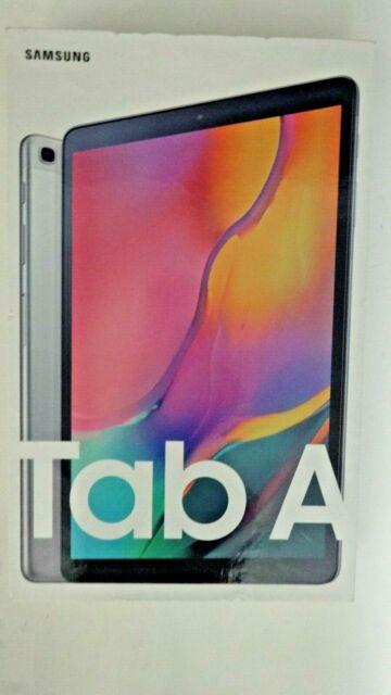 Samsung Galaxy Tab A SM-T510NZAAXAR - Silver -NEW