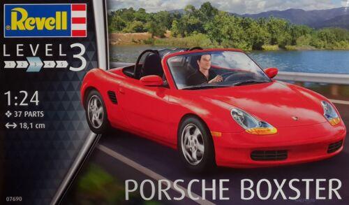 REVELL® 07690 Porsche Boxster in 1:24