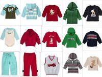 Gymboree Fall Winter Shirt Sweater Pants 12 18 24