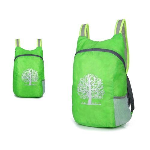 Folding Shoulder Bag Lightweight Waterproof Sport Camping Hiking Backpack Bag DY