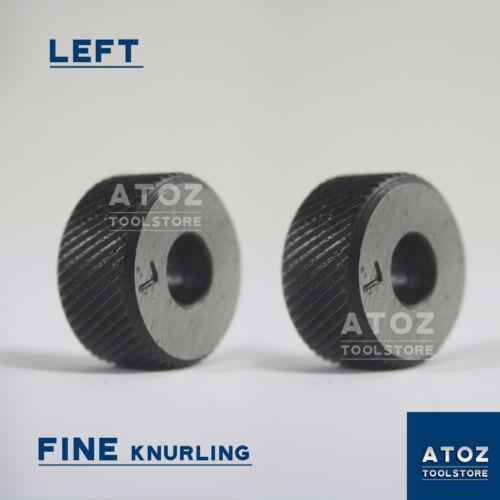 "3//4/"" x 3//8/"" x 1//4/"" Atoz Set of 2Pcs Left Fine Pitches High Quality Knurls"
