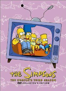 Brand-New-DVD-The-Simpsons-The-Complete-Third-Season-collector-039-s-edition-1991