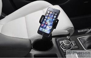 new genuine mazda cx-5 mobile phone cup holder ke model 01/2015-01