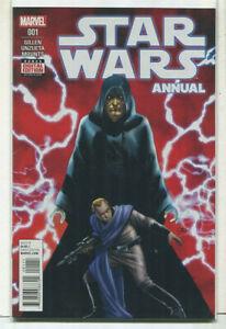 Star-Wars-1-NM-ANNUAL-Marvel-Comics-CBX7A