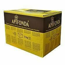 APIFONDA 2.5KG - BEEKEEPING - BEE FOOD - FONDANT - SUGAR - FEEDER - AMBROSIA