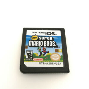 NEW-SUPER-MARIO-BROS-For-Nintendo-3DS-NDSI-NDSL-NDS-Game-Cartridge