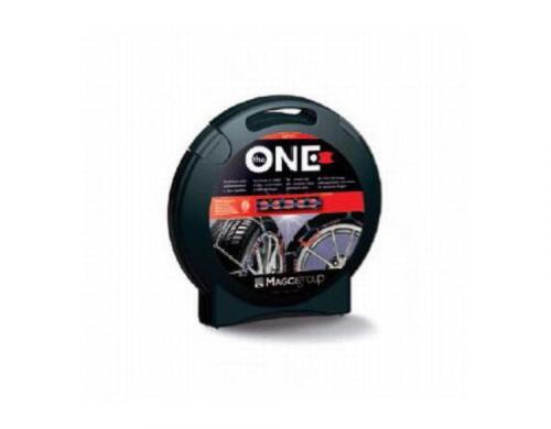 Catene da neve per auto MAGGI THE ONE 185//70 R14 9mm autotensionanti zincata