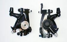 Promax Scheibenbremse-Mechanische  SChwarz 2Stück - Paar