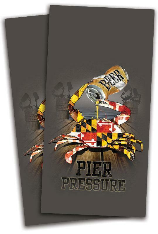 Pier Pressure Cornhole Bag Toss Wrap Set