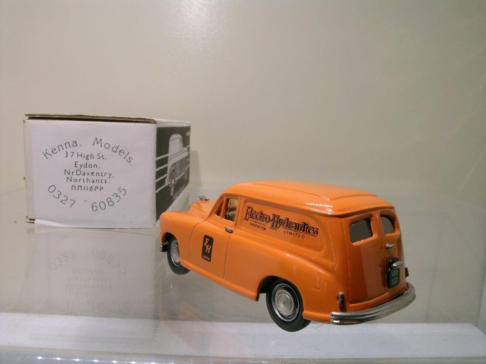 KENNA modelloS STeARD VANGUARD VAN VAN VAN PHASE 2 ELECTRO HYDR.12 150 arancia 1953 1 43 addf58