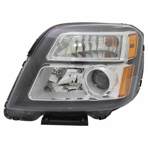 Left Side Headlight For 16-17 GMC Terrain Denali