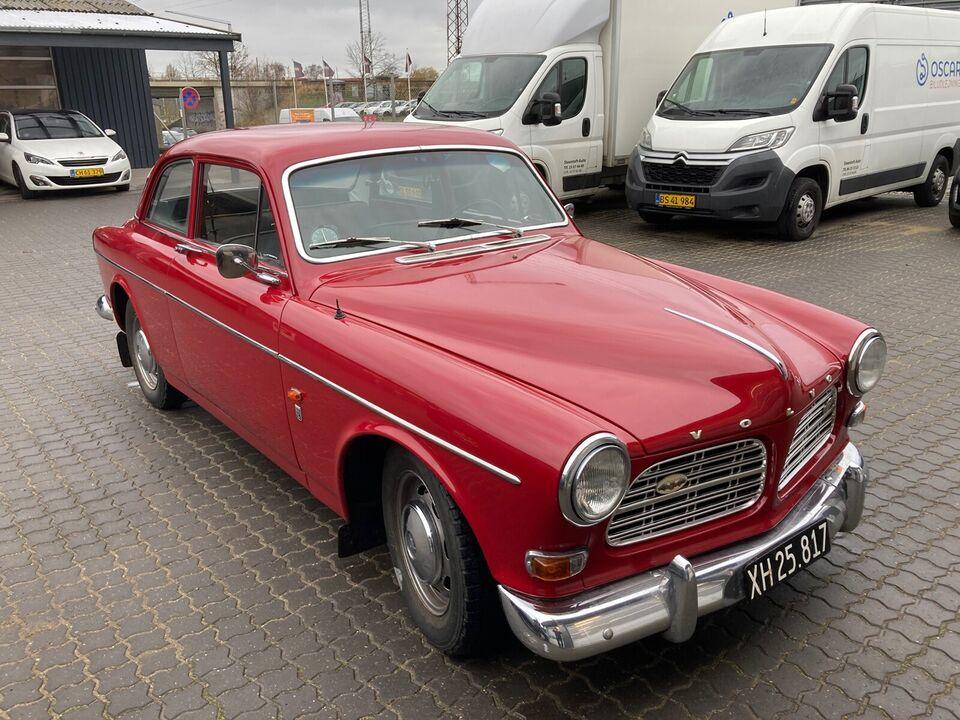 Volvo Amazon, Benzin, 1966