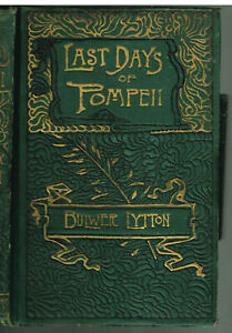 Last-Days-of-Pompeii-by-Bulwer-Lytton-1885-Antique-Book