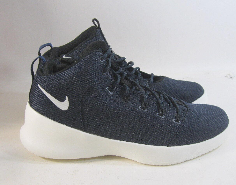 Nike uomini nero nike met blu / nero uomini ossidiana / vela basket 759996 400 43 440791