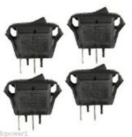 [hom] [760504002] (4) Homelite Hg1800 Generator Replacement Rocker Switch