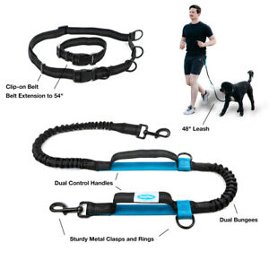 Hands-Free-Safety-Leash-Protects-Your-Arm-amp-Shoulder-From-Tugging-and-Pulling
