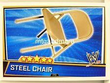 Slam Attax Superstars - #170 Steel Chair
