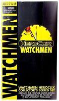 Dc Heroclix Watchmen Collector's Boxed Set Mint