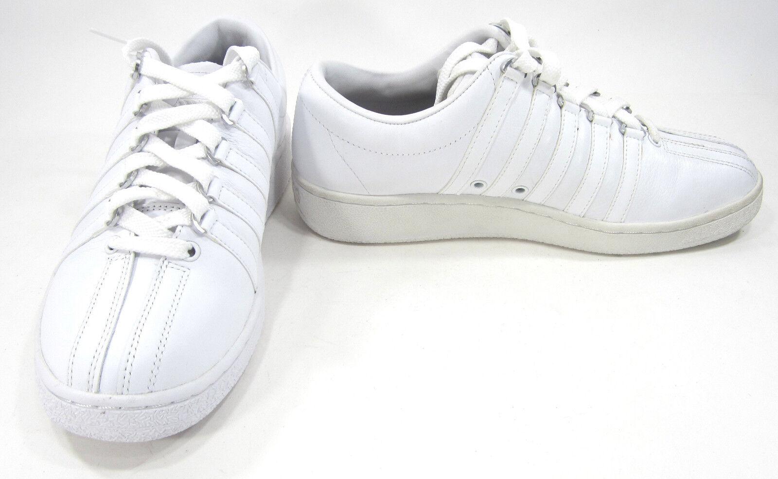 K-swiss scarpe classiche scarpe bianche bianche scarpe 8 edizione di lusso 61fced