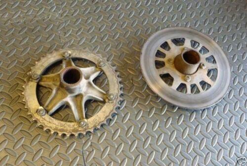 YAMAHA Banshee rear sprocket hub /& rear brake rotor /& hub assembly set 1987-2006