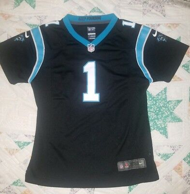panthers jersey youth large