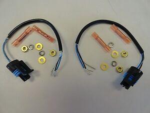 faria gauge sender connecting plug wire pair 2 hw0197a. Black Bedroom Furniture Sets. Home Design Ideas