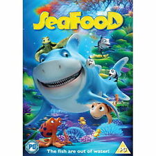 SeaFood 'The fish are out of water!' (DVD 2012, 1 Disc) O-ring Sleeve Region 2*