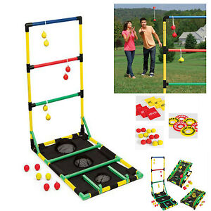 corn hole bean bag washer toss gater ladderball outdoor backyard game