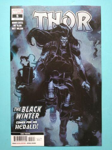 Black Winter • 3rd Print • Marvel Thor #5 Variant • NM • Donny Cates