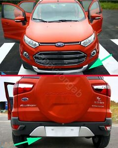 Front Rear Bumper Protector Guard Fender Cover For 2013 2017 Ford