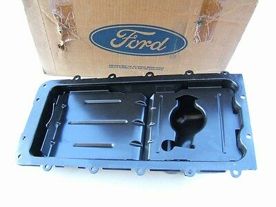 NOS OEM Ford F1AZ-6675-A Oil Pan 4.6L  Town Car Marquis Crown Victoria