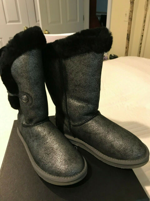 Australia Luxe Collective Women/'s Classic Nordic Short Boots With Fur Beva Brown