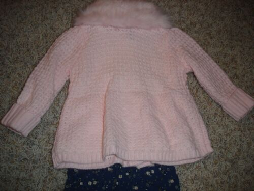 7ea0ccc08e43 NWOT LITTLE LASS infant girls pink shirt