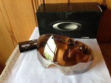 NEW Oakley A-Frame 1.0 Snow Goggle Replacement Lens, Black Iridium, 02-231