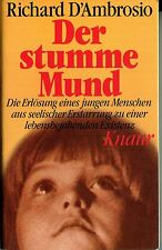 Richard D'Ambrosio - Der stumme Mund